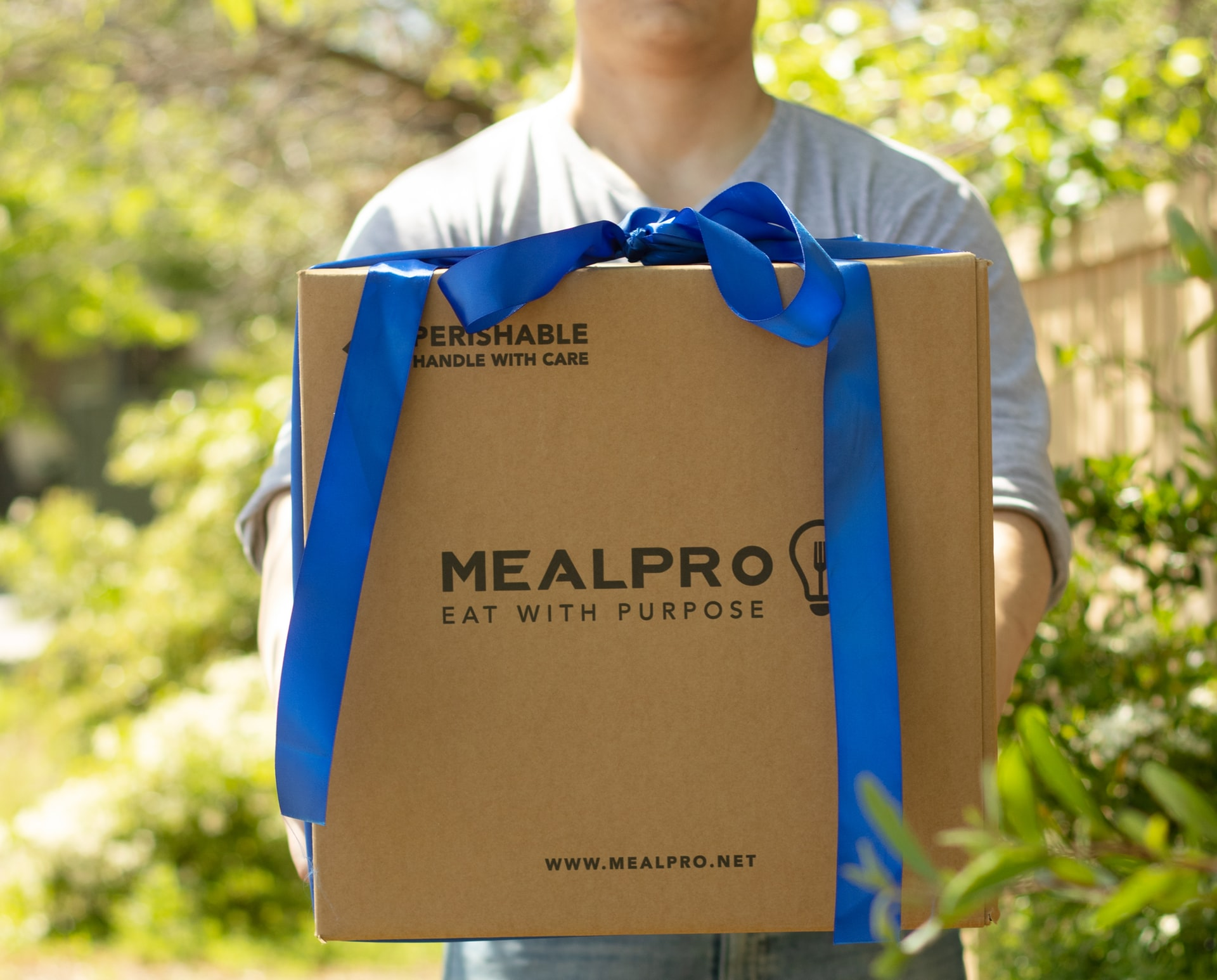 Delivery Guy MealPro